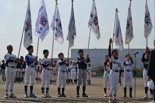 メジャー:第26回ゼット杯リトルリーグ野球大会☆☆優勝☆☆