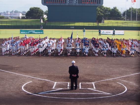 メジャー:JA共済杯 第51回全日本リトルリーグ野球選手権大会