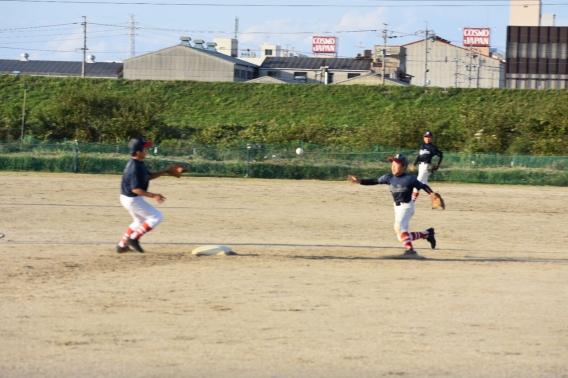 メジャー:練習試合 vs名古屋北リトルリーグ