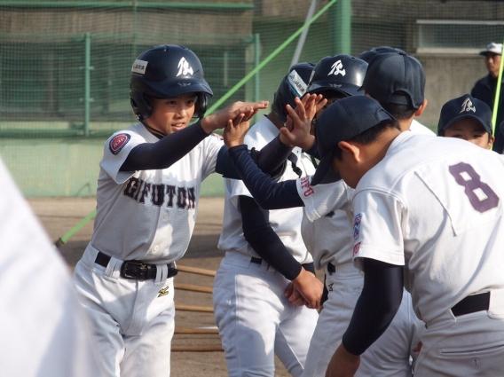 半田市長旗争奪リトルリーグ野球大会