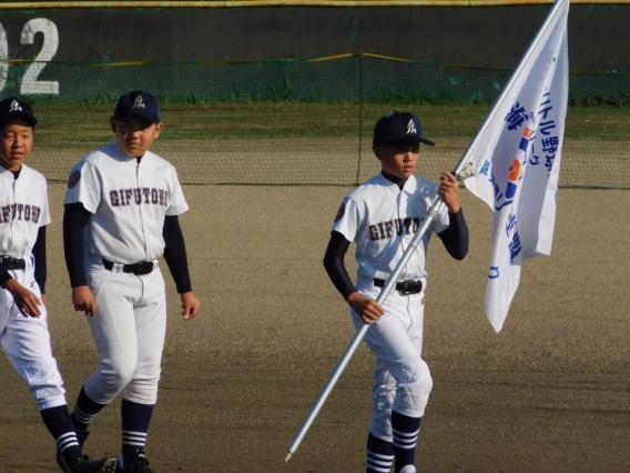 メジャー:秋季決勝大会1回戦 vs名東千種リーグ