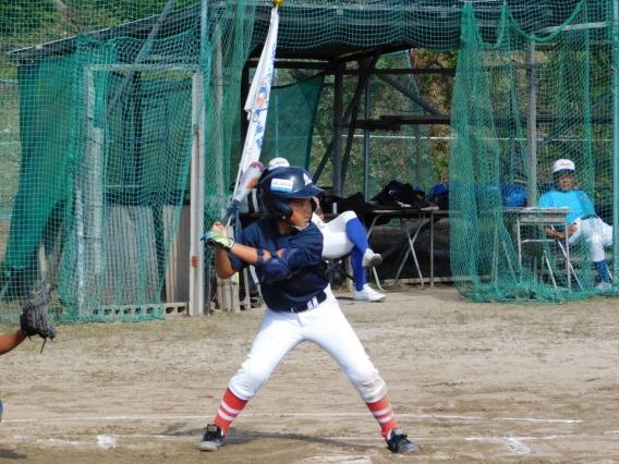 メジャー:練習試合 vs犬山リトルリーグ
