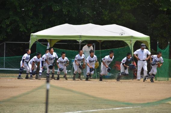 第10回鈴鹿リトルリーグ会長旗争奪野球記念